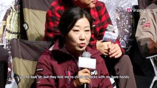 "Showbiz Korea _ Press conference of THE HIMALAYAS(영화 ""히말라야"")"