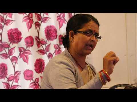 Ms. Nirmala Shahi, Deputy Mayor, Mandan Deupur Municipality, Kavre