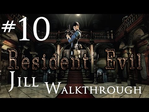 Resident Evil Hd Remaster Walkthrough Resident Evil Remastered