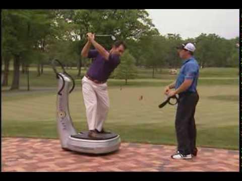 Power Plate Golf