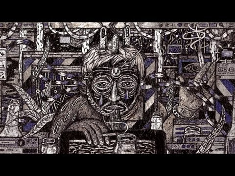 Hand-Drawn Animation | Raw Data by Jake Fried
