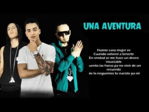 Maluma - Una Aventura�ft. Alexis & Fido