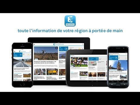 Video of France 3 Régions