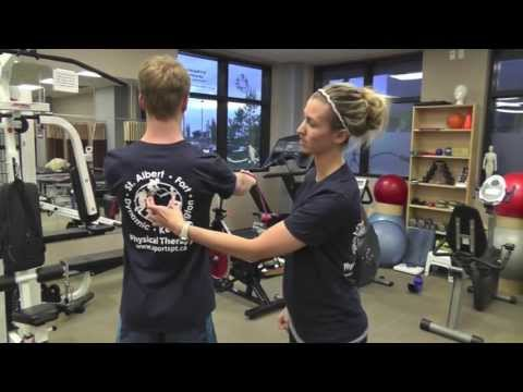 Middle and Lower Trapezius Exercise
