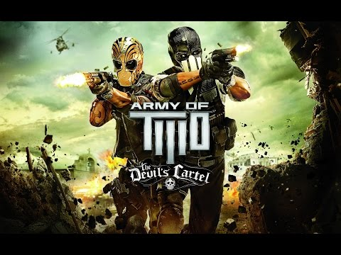 Gameland TV: ОТЖЫГ -  Army Of Two