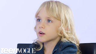 Video 7-Year-Old Kai Shappley on Growing Up Trans   Teen Vogue MP3, 3GP, MP4, WEBM, AVI, FLV Maret 2019