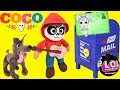 Coco Movie Magic Mailbox with LOL Confetti Pop Surprise Dolls Wave 2