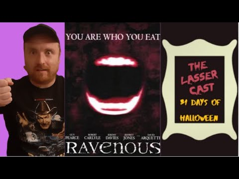 RAVENOUS (1999) REVIEW - 31 Days of Halloween