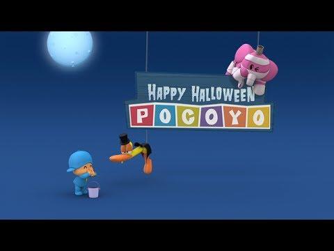 POCOYO - Pocoyo de Halloween!
