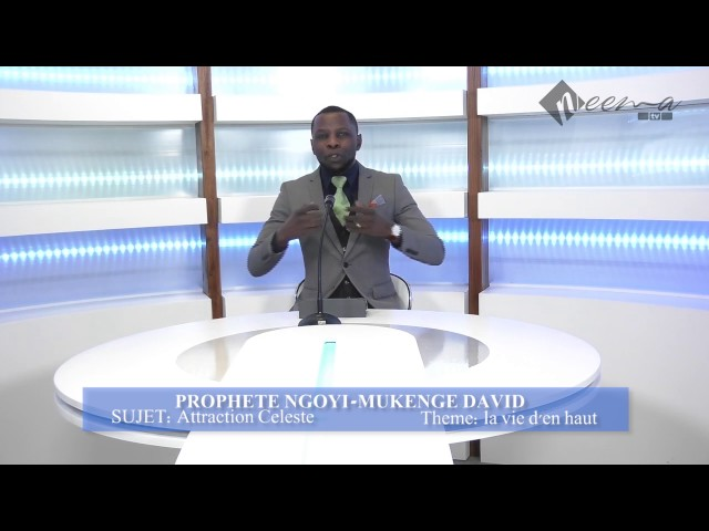 Attraction Celeste 1 Prophete DAVID NGOYi