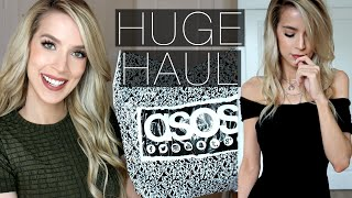 New (huge) ASOS Tall Try On Haul! Is ASOS Tall actually tall enough for my lengthy self? I investigated by ordering a million ...