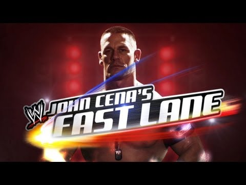 Video of WWE: John Cena's Fast Lane