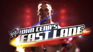 WWE: John Cena's Fast Lane YouTube video
