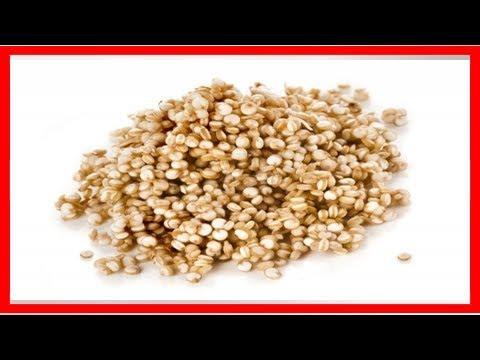 關於藜麥的八個好處,讓你一次搞清楚