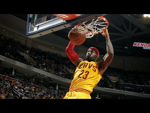 Video: LeBron James: A lock for MVP? – The Starters