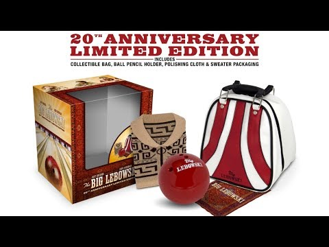 THE BIG LEBOWSKI: 20th Anniversary Limited Edition Unboxing