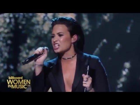Video Demi Lovato - Stone Cold (Live at Billboard's Women In Music) download in MP3, 3GP, MP4, WEBM, AVI, FLV January 2017