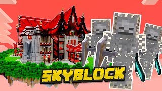 HUNTING DEMONIC ELITES! - Minecraft SKYBLOCK #14 (Season 3)