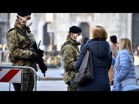 Italien: 7 Coronavirus-Tote, doch Behörden versuchen z ...