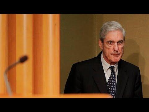 USA / Russland: Sonderermittler Mueller spricht erstmals öffentlich zur USA-Russland-Affäre