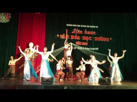 Trường THPT Thị xã Quảng Trị Thi văn hóa học đường
