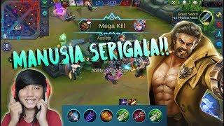 Video Roger Terlalu Sadis Damagenya!! Kocak Wkwkwk | Mobile Legends Indonesia #31 MP3, 3GP, MP4, WEBM, AVI, FLV Oktober 2017