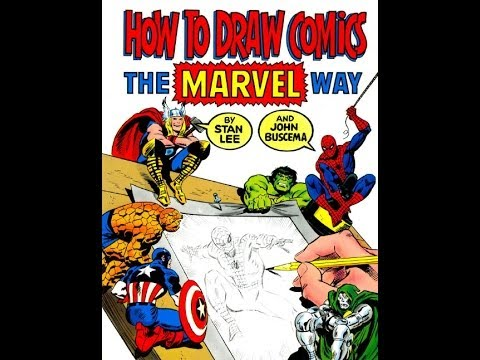 Comics - Excellent introduction into the world of drawing comics. Even though it's old (1986) and very cheesy! Though it's somewhat outdated, it is still full of insi...