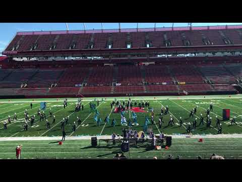 Franklin High School Marching Band 2017-2018 Rutgers Championships