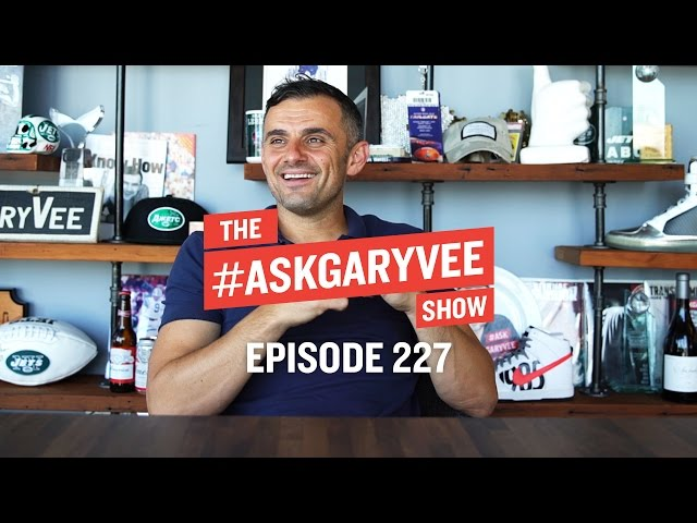#AskGaryVee Search Engine - Episode 227: Young Garyvee, Meditation for Self Awareness & Marketing Print Magazines