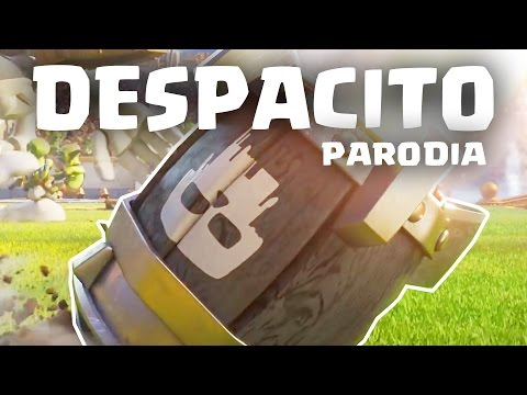 DESPACITO (PARODIA DE CLASH ROYALE) | Despacito – Luis Fonsi ft. Daddy Yankee | GiovaGames