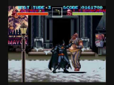 batman returns super nintendo codes