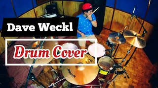Video DAVE WECKL - SPUR OF THE MOMENT (DRUM COVER) MP3, 3GP, MP4, WEBM, AVI, FLV Januari 2018