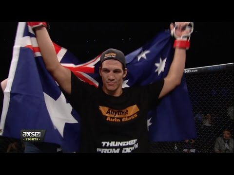 Matthew Frincu Punches His Way to a Victory | LFA 11 Highlights