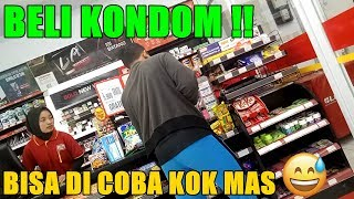 Download Video Prank Beli Kondom Sekalian di Coba 😅😆. MP3 3GP MP4