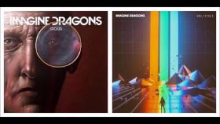 Video Gold Believer (Imagine Dragons Mashup) MP3, 3GP, MP4, WEBM, AVI, FLV April 2018