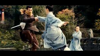 Wudang Sword Scene   Film Wu Dang 2012