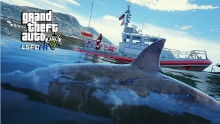 Subscribe✓Like✓Comment✓Share✓Favorite✓ RIDE ALONG USCG DAY 41 - SHARK INFESTED WATERS (GTA 5 PC POLICE ...