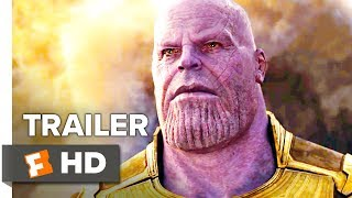 Video Avengers: Infinity War Trailer #1 (2018) | Movieclips Trailers MP3, 3GP, MP4, WEBM, AVI, FLV Juli 2018