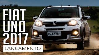 Novo Fiat Uno 2017 - Lançamento