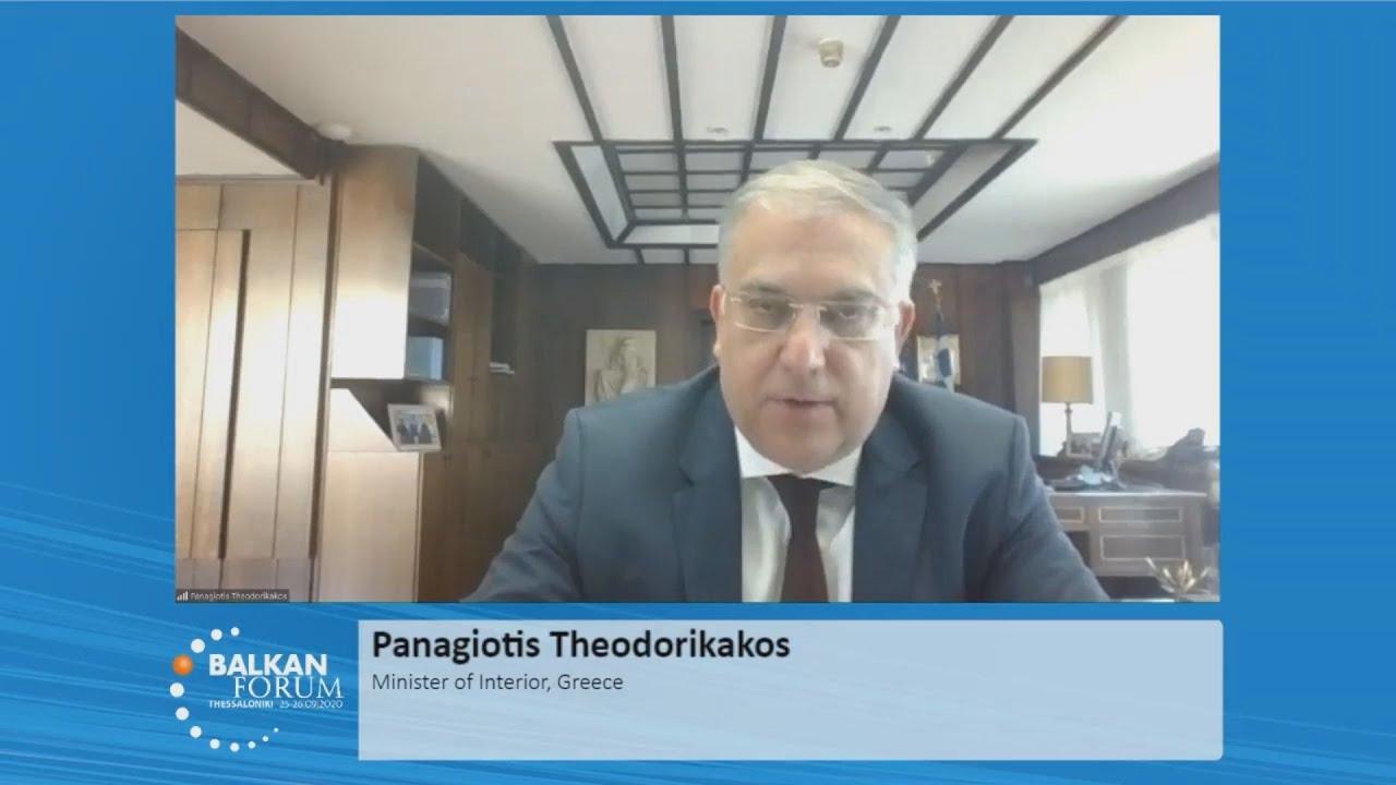 T. Θεοδωρικάκος: Να δημιουργηθεί μόνιμη δομή διαβαλκανικής συνεργασίας στη Θεσσαλονίκη