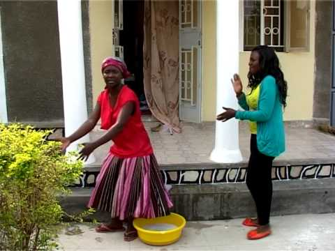 The impossible housemaid - Kansiime Anne - African Comedy.