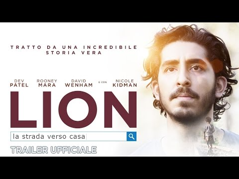 lion, la strada verso casa - trailer ufficiale