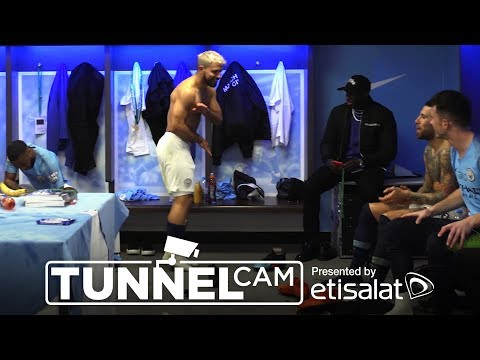 TUNNEL CAM AND DRESSING ROOM CAM! | Carabao Cup Final! | Chelsea 3-4 City On Pens!