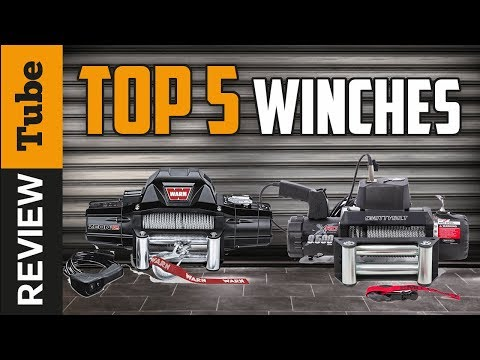 ✅Winch: Best Winches 2018 (Buying Guide)