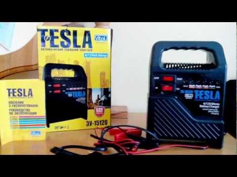 Зарядные устройства tesla снимок