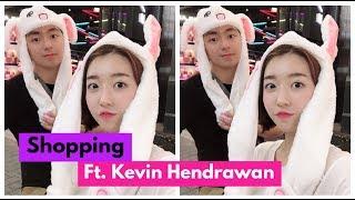 Video Shopping di KOREA  Ft. Kevin Hendrawan | obsesi terbaru Sunny MP3, 3GP, MP4, WEBM, AVI, FLV September 2018