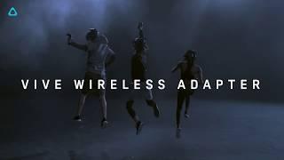 Wireless VR is here!  VIVE Wireless Adapter