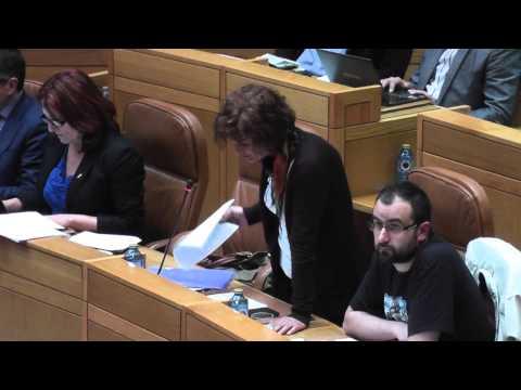 Video Consuelo Martínez preguntalle ao conselleiro polo financiamento para o dique flotante de Ferrol download in MP3, 3GP, MP4, WEBM, AVI, FLV January 2017