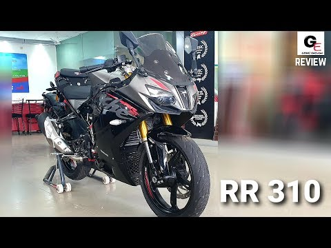 2020 TVS Apache RR 310 BS6 | detailed review | features | specs | price !!!