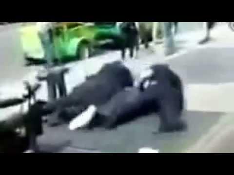 Полицейские америки. Задержание лютых преступников.